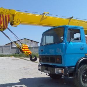 Автокран МАЗ 14 тона